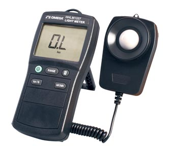 HHLM1337 Series Handheld Light Meter | HHLM1337