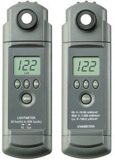 HHLM3_HHUVA1 Series Light Meter | HHLM3