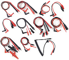 Test Leads    HHM-TL and TL Series