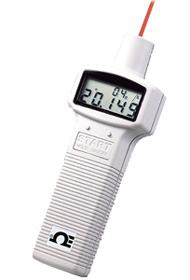 Handheld Digital Tachometer. Optional RS232 Comms and Software | HHT-1500
