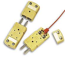 Termokoblerstik i standardstørrelse til høje temperaturer med ferritkerne til EMI/RFI-suppression | HSTW-(*)-F-FT and HFSTW-(*)-M