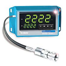 IR2 SUPERMETER® Vysoce výkonný dvoubarevný teploměr s optickým přenosem v infračerveném pásmu vybavený PID regulátorem teploty | iR2P a iR2C