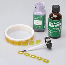 OMEGALAQ® Liquid Temperature Lacquers | LAQ