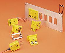 Miniaturní panelové konektory  | Série MPJ-(*)