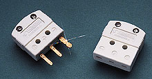 Mini Connectors for Thermocouples, RTD and Thermistors | MTP Series