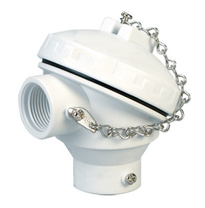 Connection Heads for Hygienic Applications | NB Hygienic Series