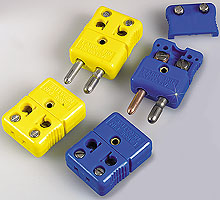 Extra Heavy Duty Standard Size Connectors with Solid Pins | OGP-(*)