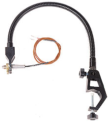 Gooseneck Mounting Kit for OS36 Series Infrared Thermocouples | OS36-GMK