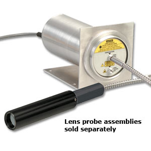 Průmyslový Fiber Optic vysokorychlostní infrateloměr | OS4000 série
