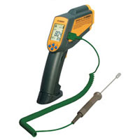 Infrared Thermometer gun up to 1500C | OS425-LS