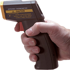 Low Cost Infrared Thermometer | OS542