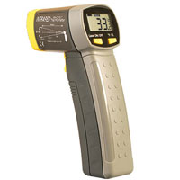 Handheld Infrared Thermometer with laser target | OSXL450
