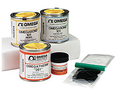 High Temperature and High Thermally Conductive Paste | OT-201-1/2, OT-201-2, OT-201-16, OT-201-32