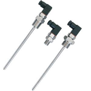Sondy Pt100 s Micro-DIN konektorem | PR-24 série