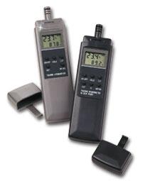Kapesní přenosný termo-hygrometr | Série RH80