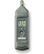 Handheld Humidity and Temperature Meter | RH85