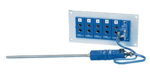 Panely osazené standardními panelovými konektory | Série SJP