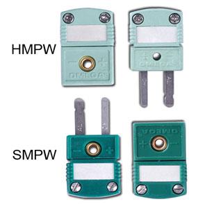 Miniaturní konektory a vysokoteplotní miniaturní konektory | Série SMP, SMPW a HMP, HMPW