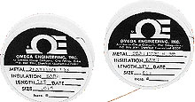 Uninsulated, Fine Gage, Platinum-Rhodium Thermocouple Wire | SPPL, SP13RH, SP10RH, SP6RH, SP30RH
