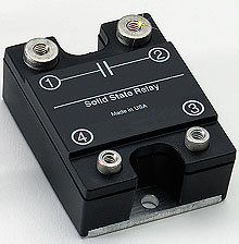 Solid State Relays for Vdc Input/ Vdc Output   SSRDC100V Series