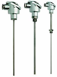 industrial thermistor temperature sensors | B-2k2, B-3k, B-5k, B-10k Series