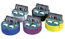 Ultraminiaturní převodníky pro termočlánky a odporové teploměry | TX93A a TX94A