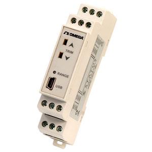Temperatur-Transmitter mit Universaleingang und DIN-Schienenmontage | TXDIN1600