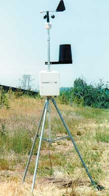 Modular Weather Station | WMS-16