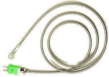 Robustní termočlánky v ohebné ochranné trubici | WT-(*)-HD série