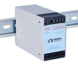 DIN de alimentación proceso de montaje Rail IDRN-PS-1000